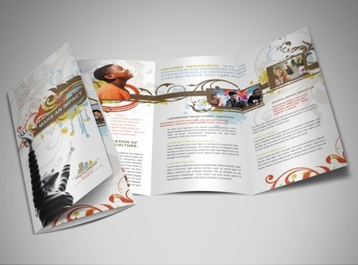 youth-group-tri-fold-brochure-template