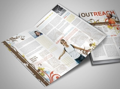 church-youth-group-newsletter-template