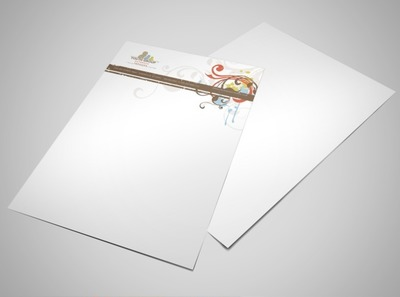 church-youth-group-letterhead-template