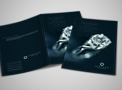 jewelery-store-brochure-template
