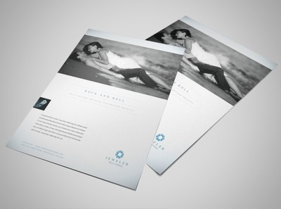 jewelery-store-flyer-template