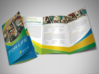 health-and-fitness-club-brochure-template