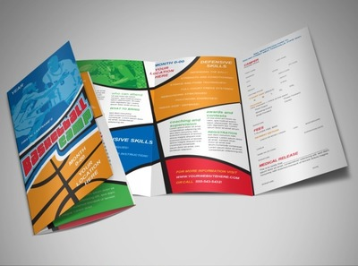basketball-camp-brochure-template