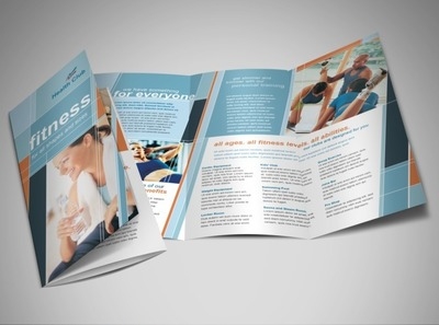 health-club-and-fitness-center-brochure-template