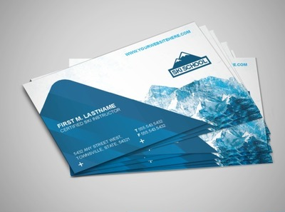 snowboarding-skiing-business-card-template