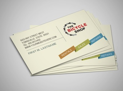 biking-lessons-business-card-template
