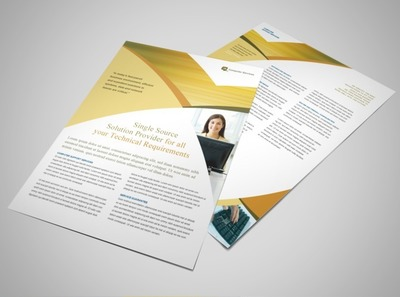 business-technology-consulting-newsletter-template
