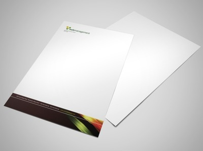 software-design-letterhead-template