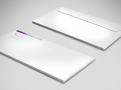it-consulting-envelope-template