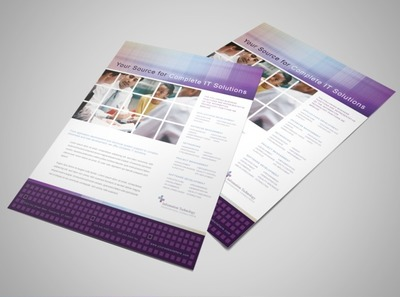 it-consulting-flyer-template