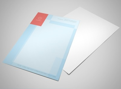 telecommunications-company-letterhead-template