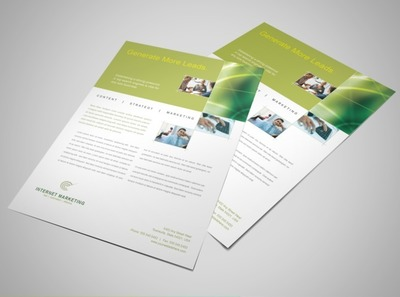 search-engine-marketing-flyer-template