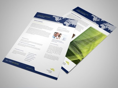 international-communications-newsletter-template