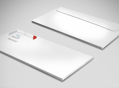 it-solutions-envelope-template