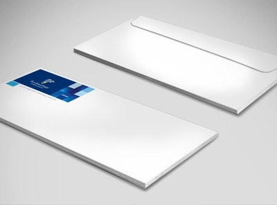 technology-consultant-envelope-template