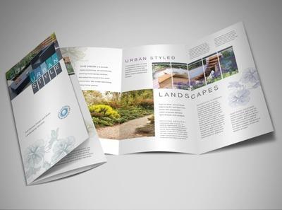 urban-industrial-landscaping-tri-fold-brochure
