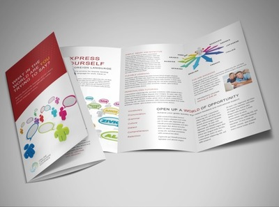 language-learning-brochure