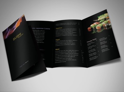 sushi-restaurant-take-out-brochure