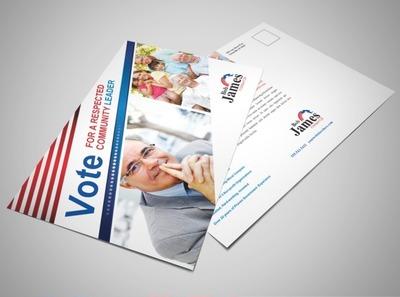election-campaign-postcard