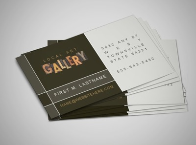 art-gallery-business-card