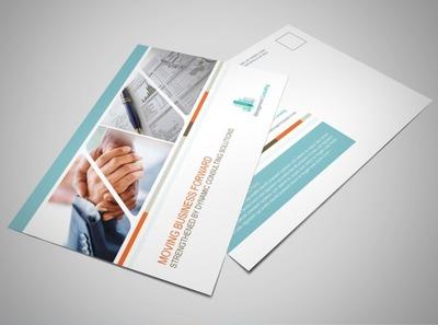 management-leadership-postcard