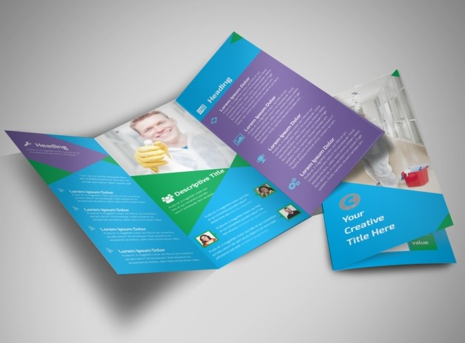 Cleaning Brochure Templates Free Londabritishcollegeco Oukasfo