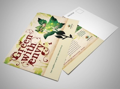 landscape-and-outdoor-design-postcard-template