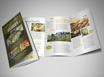 country-market-and-fresh-produce-brochure-template