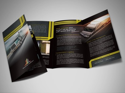 freight-hauling-and-transportation-brochure-template