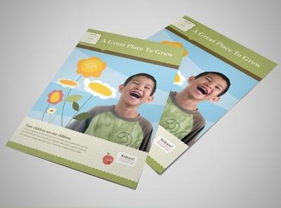 early-childhood-development-education-flyer-template
