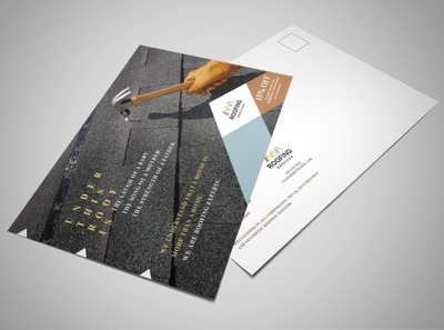 roofing-and-shingle-repair-postcard-template