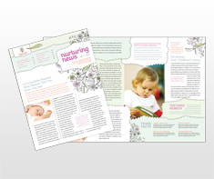 childcare-and-babysitting-newsletter-template