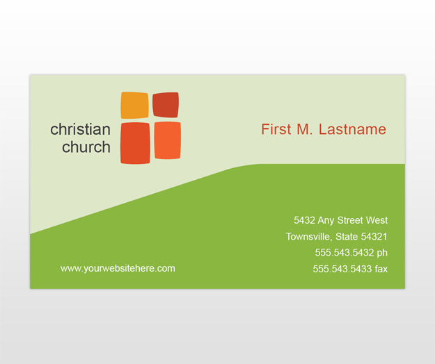 Minister business cards images for Ministry business cards