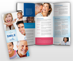 family-dental-office-brochure-template