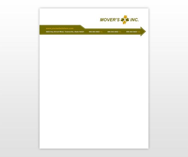 letterhead samples for construction company for estimate