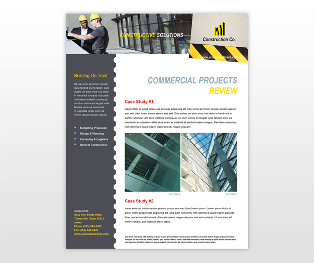 Education amp Training Brochures  Templates amp Design Examples