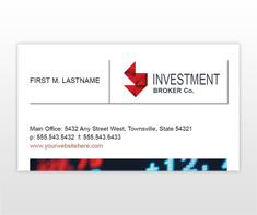 investment-securities-banking-business-card-template
