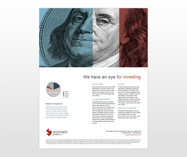 investment-securities-banking-flyer-template