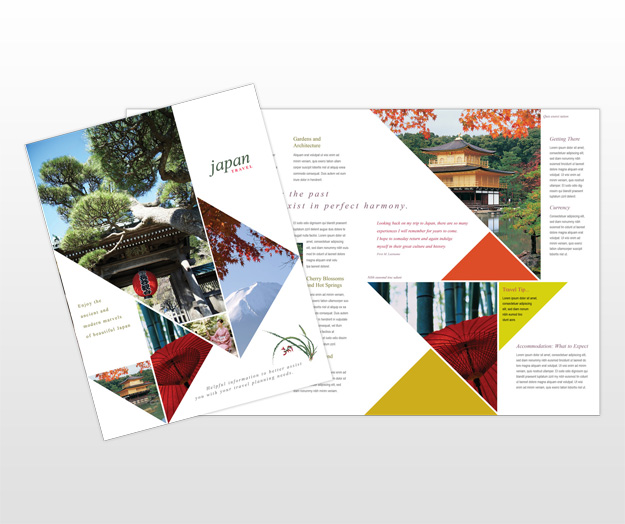 biomes brochure project biomes online travel brochure ms