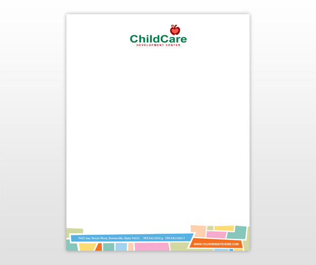 kindergarten-preschool-education-letterhead-template