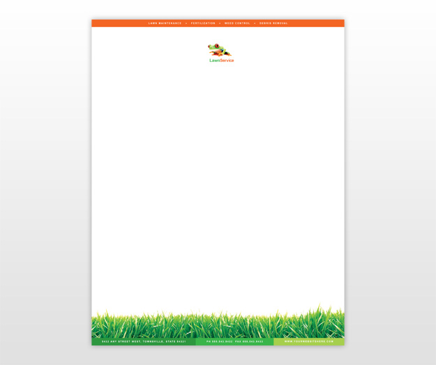 free lawn care business flyer templates download free
