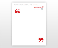 liry-bookstore-letterhead-template-thumb Psychology Business Letterhead Templates on free construction, microsoft office,