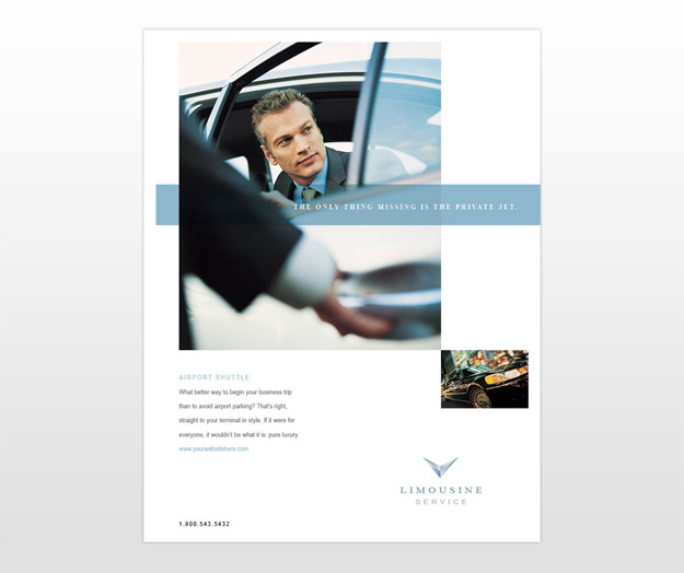 limousine-transportation-service-flyer-template