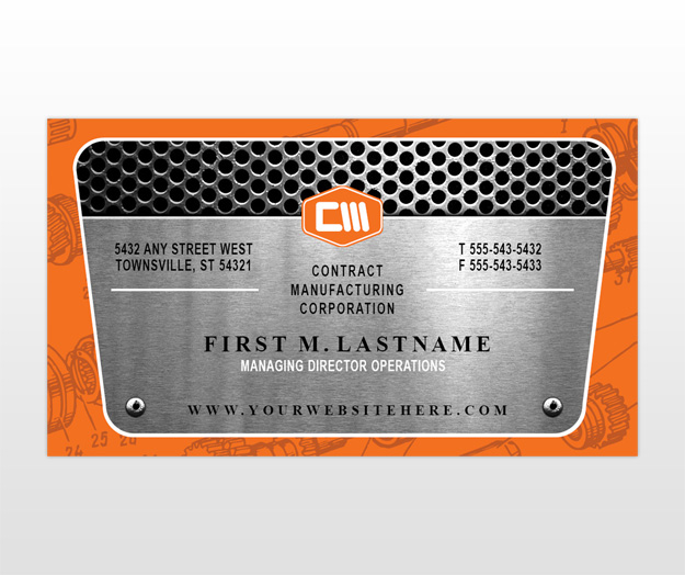 manufacturing-engineering-business-card-template