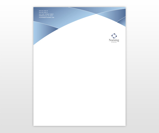 Letterhead Design Templates Cake Ideas And Designs