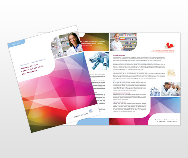 Document moved for Pharmacy brochure template free