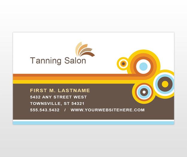 A Sample Tanning Salon Business Plan Template