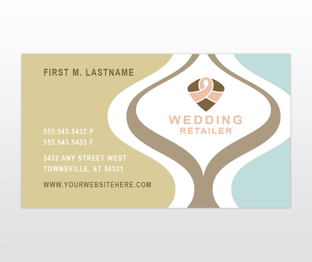 Make Wedding & Event Planning Business Cards Online