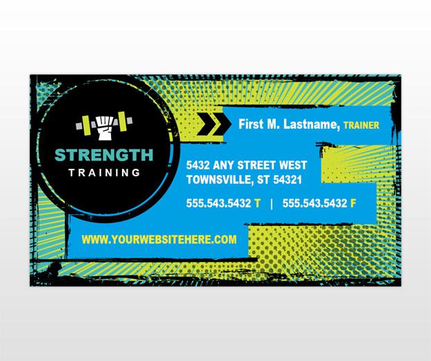 strength endurance training weight training business