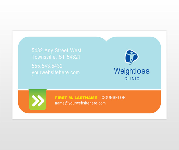 weight loss business card template Top Result 60 Fresh Business Card Weight